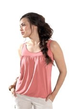 Brittney Bubble Nursing Tank by MEV