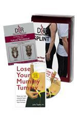 Diastasis Rehab Splint® Bundle (with 3 strips) by Diastasis Rehab