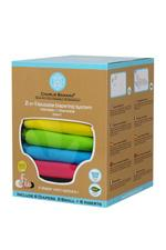 Charlie Banana® 2-in-1 Newborn Diapers - 6 Pack (Tutti Frutti) by Charlie Banana
