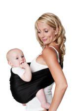 Hotsling's AP Baby Sling (Black) by Hotsling's