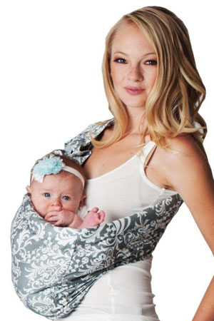 Hotsling's AP Baby Sling (Overcast) by Hotsling's