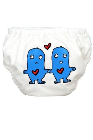 Charlie Banana® Swim Diaper & Training Pants (Lovey Dovey) by Charlie Banana