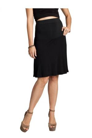 Ingrid & Isabel Flowy Skirt (Black) by Ingrid & Isabel