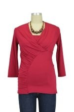 The Thunderbolt Nursing Top by Majamas