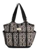 Timi & Leslie Tag-A-Long Tote Diaper Bag (Mackenzie) by timi & leslie