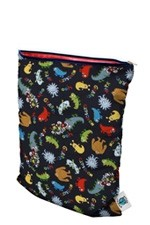 Planet Wise Medium Wet Bag (Monster Mash) by Planet Wise