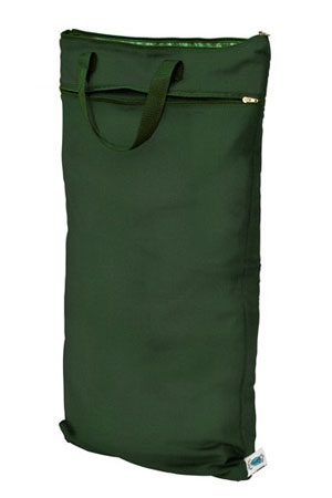 Planet Wise Hanging Wet/Dry Bag (Forrest) by Planet Wise