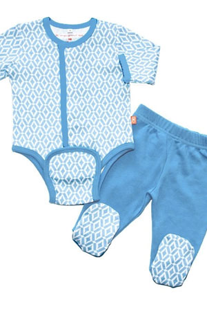Magnificent Baby Boy's Burrito Set (Marrakesh) by Magnificent Baby