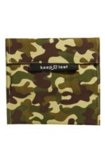 Keep Leaf Reusable Large Baggie (Camo) by Keep Leaf