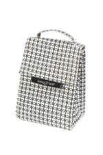 Keep Leaf Insulated Organic Lunch Tote (Black & White) by Keep Leaf