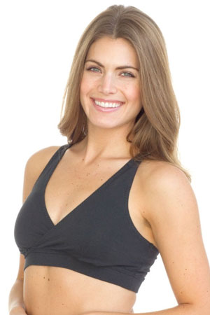 Majamas Organic Padded Sporty Bra by Majamas