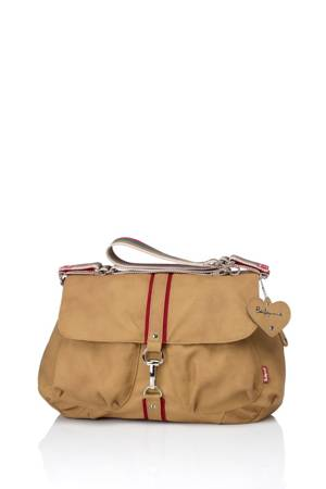 Babymel Katie Diaper Bag (Tan) by Babymel