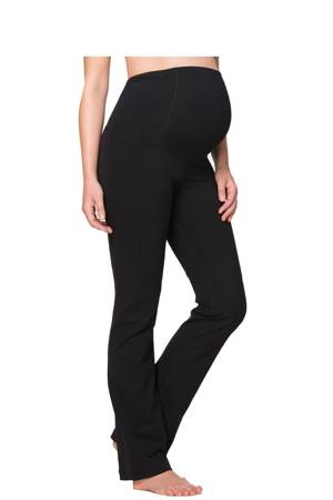 Ingrid & Isabel Active Maternity Pant (Jet Black) by Ingrid & Isabel