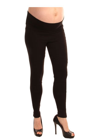 Ponte Riding Maternity Legging by Japanese Weekend