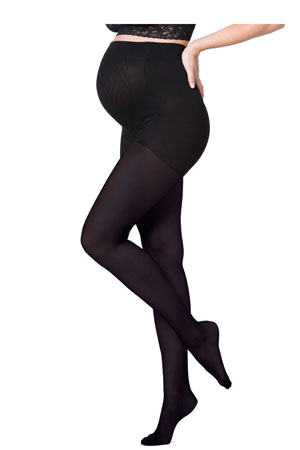 Ingrid & Isabel Opaque Maternity Tights by Ingrid & Isabel