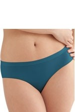 Bravado Designs Seamless Panty - 2-pack (Teal) by Bravado