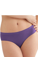 Bravado Designs Seamless Panty - 2-pack (Plum) by Bravado