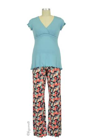 Majamas Genna Nursing PJ Set (Frullino) by Majamas