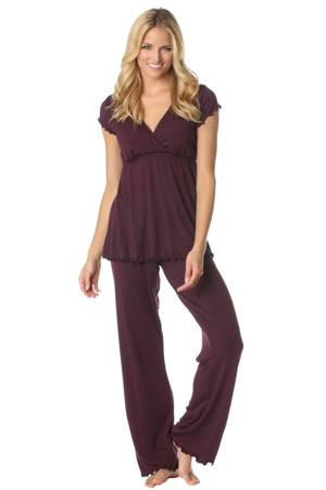 Majamas Genna Nursing PJ Set (Andorra) by Majamas