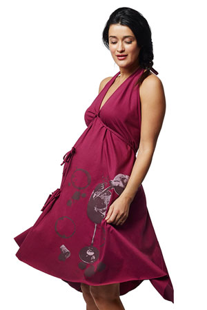 Hospital Delivery Gowns — Figure 8 Maternity