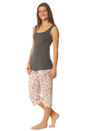 Majamas Breakfast PJ Nursing Set (Paris Print) by Majamas