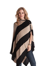 Seraphine Madison Bamboo Nursing Shawl (Stripes) by Seraphine