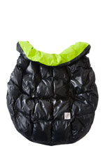 7 am Enfant Cygnet Cover (Black/Neon Green) by 7 A.M. Enfant