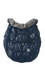 7 am Enfant Cygnet Cover (Midnight Blue/Gray) by 7 A.M. Enfant