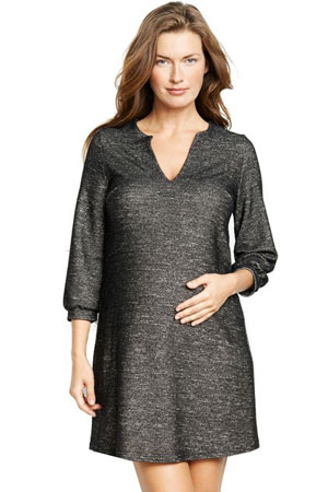 Stella Shift Maternity Dress by Maternal America