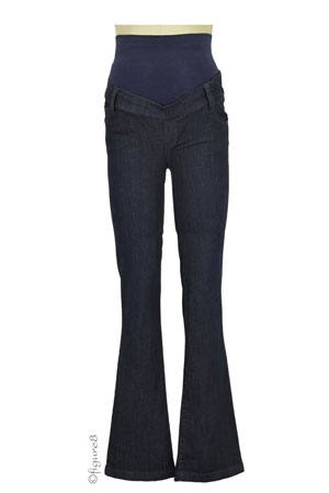 Dallas Straight-Leg Maternity Jeans by Noppies