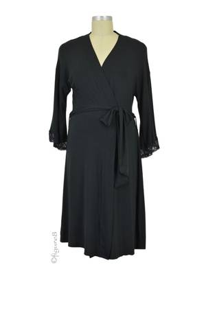 Eva Robe (Black) by Belabumbum