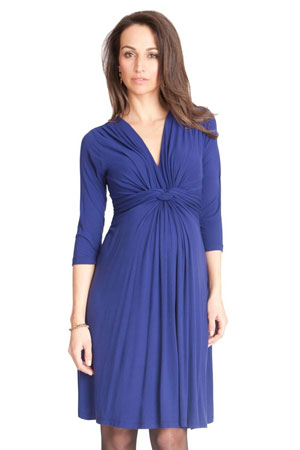 Seraphine Jolene 3/4 Sleeve Maternity Dress by Seraphine