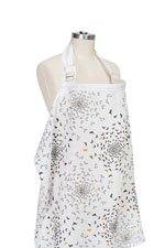 Bebe Au Lait Muslin Nursing Covers (Sparrow) by Bebe au Lait