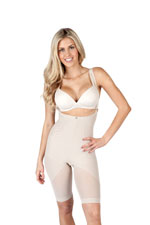 Body After Baby Leilani Postpartum Body Contouring Garment (Natural) by Body After Baby