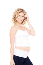 Ingrid & Isabel Bellaband Basic (White) by Ingrid & Isabel