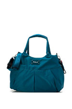 Babymel Zahra Diaper Bag (Teal) by Babymel