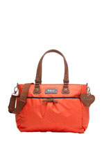 Babymel Lily Diaper Bag (Coral) by Babymel