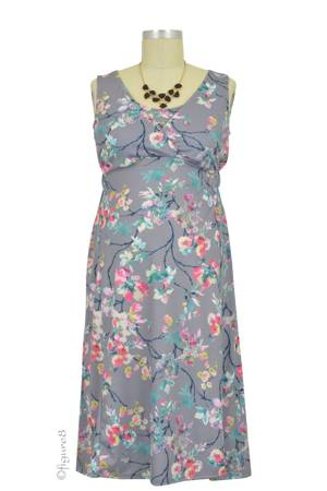 Majamas Ally Nursing Dress (Ishikari) by Majamas