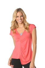 Majamas Melbourne Nursing Top (Azalea with Ishikari Tube) by Majamas