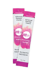 Mommy Water™ Prenatal Vitamin Daily Drink Stick Packs (Berry Splash) by Mommy Water