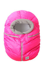 7 AM Enfant Car Seat Cocoon (Neon Pink) by 7 A.M. Enfant