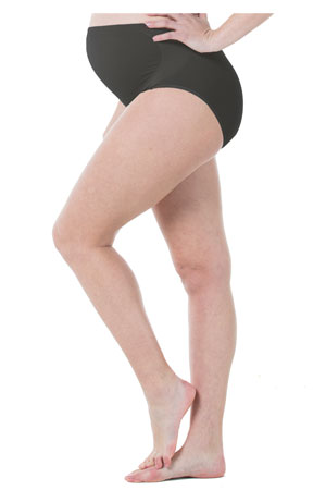 Mavis Seamless Belly Support Maternity Panty by Spring Maternity