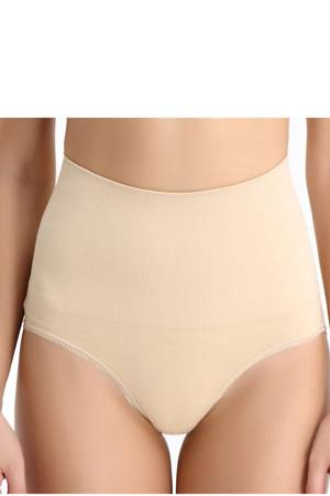 Malva Seamless Postpartum Belly Support Panty by Spring Maternity (Nude) by Spring Maternity