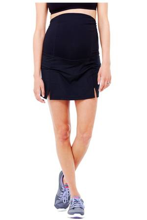 Ingrid & Isabel Active Maternity Skirt (Jet Black) by Ingrid & Isabel