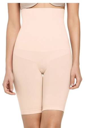 Yummie Tummie Cleo High Waist Short (Naked) by Yummie Tummie