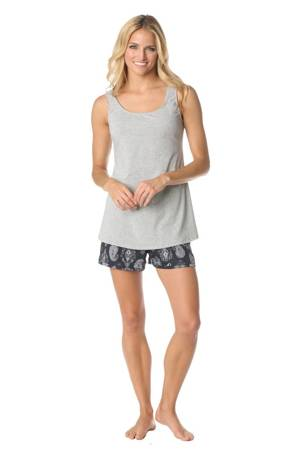 Majamas Sunrise Maternity & Nursing PJ Shorts Set by Majamas