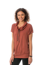 Majamas Union Nursing Top (Picante) by Majamas