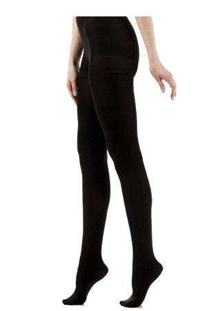 Vim & Vigr Solid Opaque Compression Tights by Vim & Vigr