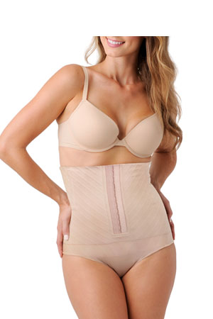 C-Section Recovery Undies by Belly Bandit with ScarAway ScarRepair Gel (Nude) by Belly Bandit