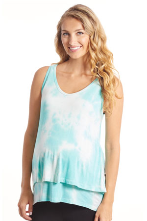Valerie Maternity & Nursing Tank by Everly Grey